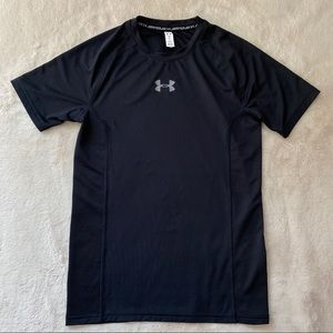 Under Armour HeatGear Fitted T-Shirt Youth Large